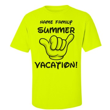 Smith Family Vacation Unisex Gildan Ul