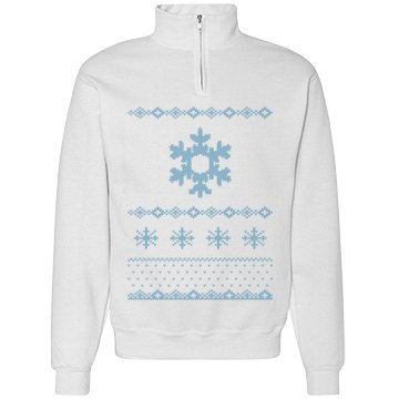 Snowflake Sweater