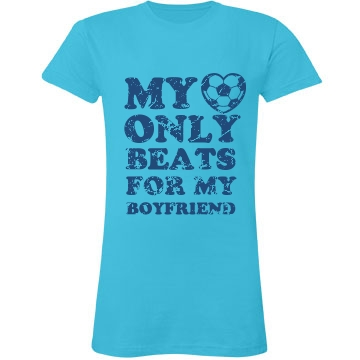 Soccer Girlfriend