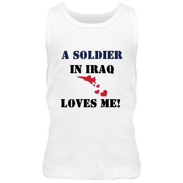 Soldier in Iraq Loves Me