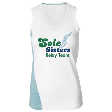 Sole Sisters Winged Foot