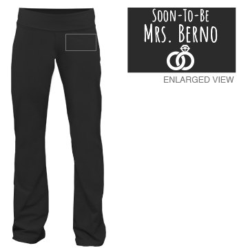 Soon-to-be Sweatpants