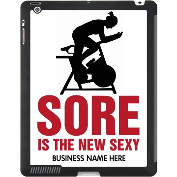 Sore New Sexy Gym iPad
