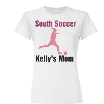 South HS Soccer Mom