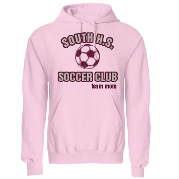 South H.S. Soccer Mom Unisex Gildan Heavy Blend Hoodie