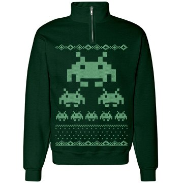 Space Invader Sweater