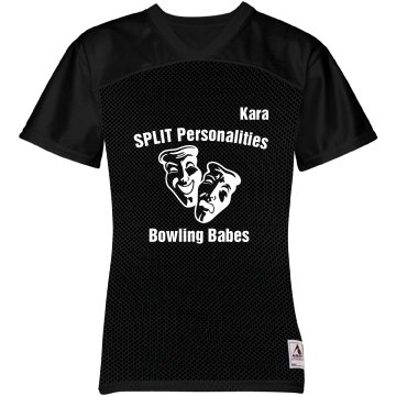 SPLIT Person Bowling Team