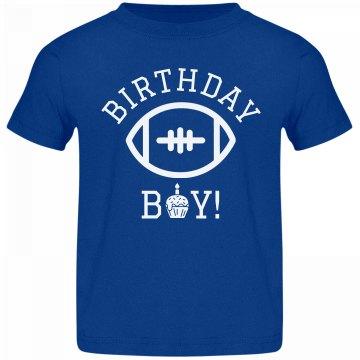 Sports Birthday Boy