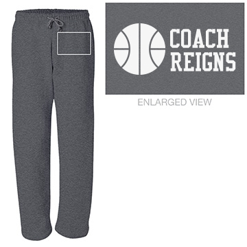 Sports Coach Sweats