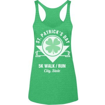 St. Patrick's Day 5K Run Walk