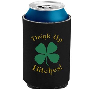 St. Patrick's Day Koozie