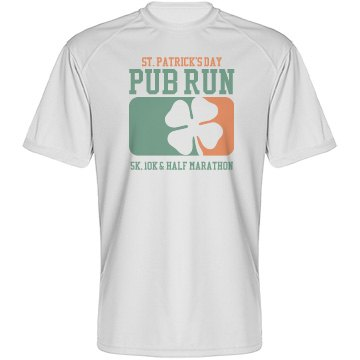 St. Patrick's Day Pub Run