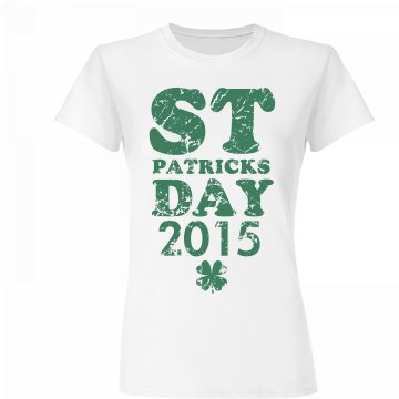 St Patrick's Day Year