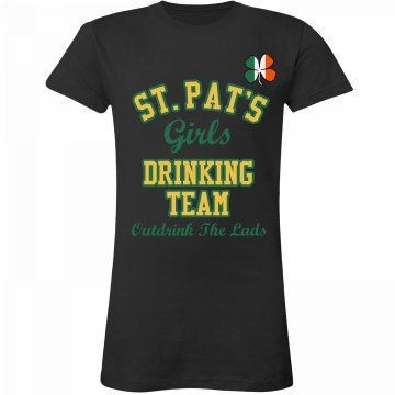 St. Patrick's Girls Team