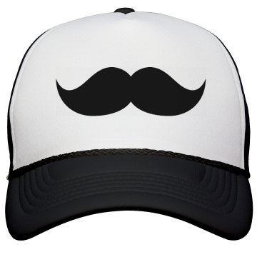 Stache Hat