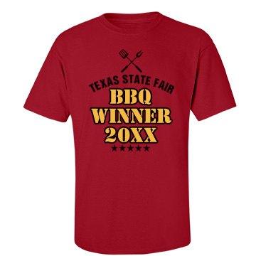 State Fair BBQ Winner