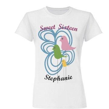 Stephanie's Sweet 16