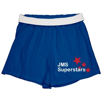 Superstar Cheer Shorts Youth Soffe Cheer Shor