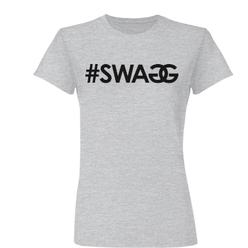 #SWAG Junior Fit Basic Bella Favorite Tee