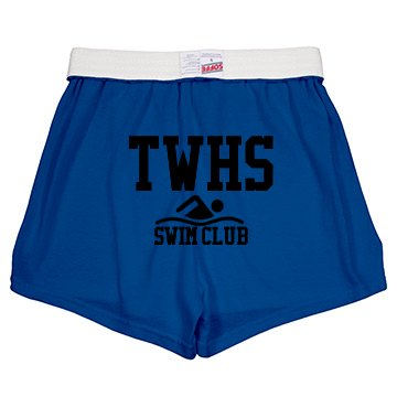 Swim Club Junior Fit Soffe Cheer Shorts