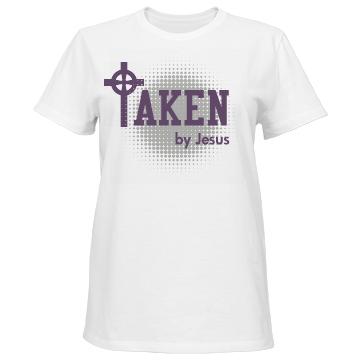 Taken By Jesus Cross