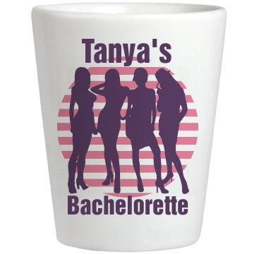 Tanya's Bachelorette Shot