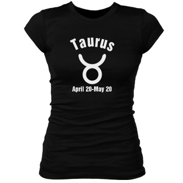 Taurus Junior Fit Bella Sheer Longer Length Rib Tee