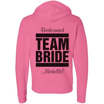 Team Bride Michelle