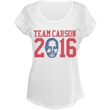 Team Carson 2016 Bling