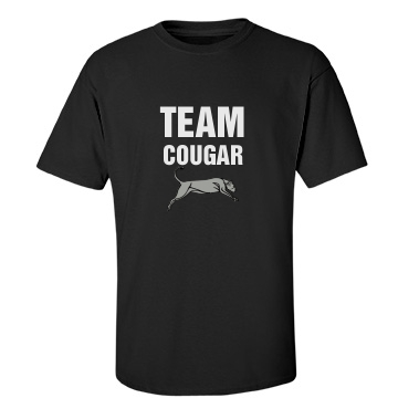 Team Cougar Unisex Port & Company Essential Tee