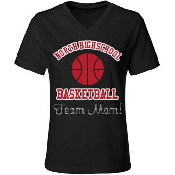 Team Mom Rhinestones