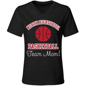 Team Mom Rhinestones