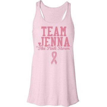 Team Pink Storm