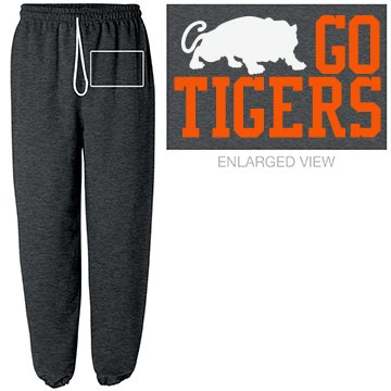 Team Tigers Sweat Pants