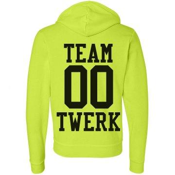 Team Twerk Member