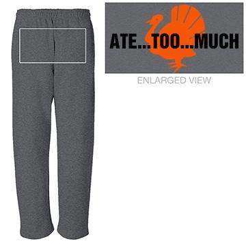 Thanksgiving Flex Pants