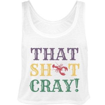 That Mardi Gras Cray