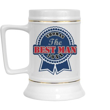 The Best Man Mug