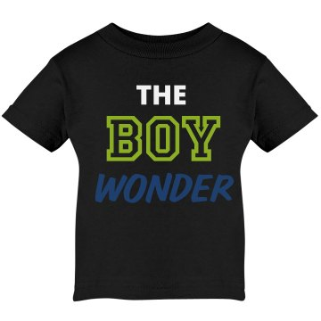 The Boy Wonder Tee
