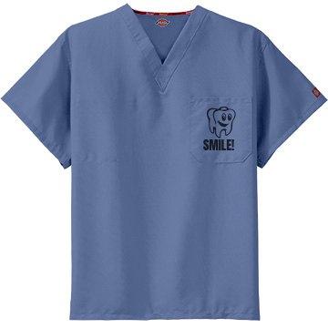 The Dentist Says Smile