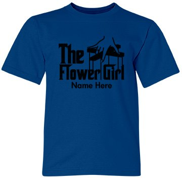 The Flower Girl Logo