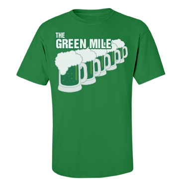 The Green Mile Unisex Gildan Heavy Cotton Crew Neck Tee