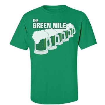 The Green Mile Unisex Port & Company Essential Tee