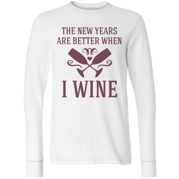 The New Years Are...