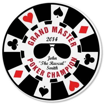 The Poker Champion