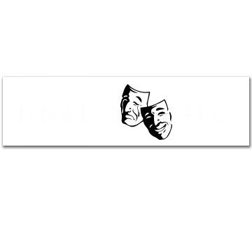 Theater Geek Masks