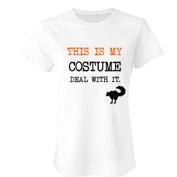 This is my costume Junior Fit Bella Favorite Tee