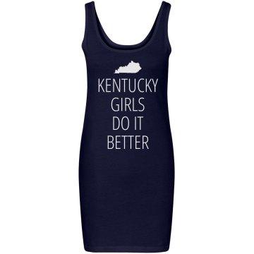 Those Kentucky Girls