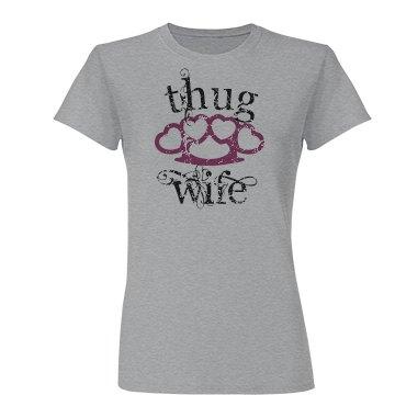 Thug Wife Distressed