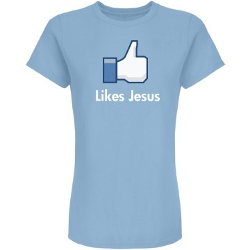 Thumbs Up Likes jesus